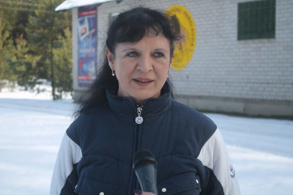 Tomo Markelevičiaus nuotr./Rūta Liberienė