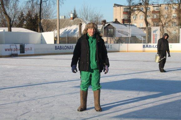 Tomo Markelevičiaus nuotr./Artūras Blažinskas