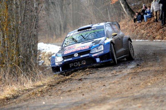 "AFP/""Scanpix"" nuotr./WRC Monte Karlo ralis"