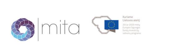 Mita ir ES logotipai
