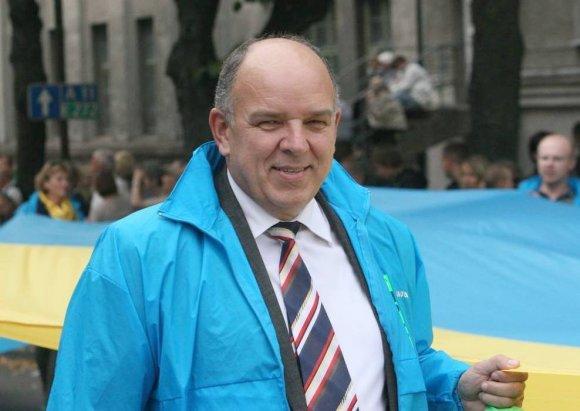Jonas Bartkus. Atsisveikinimo su litu nuotaikos Šiauliuose