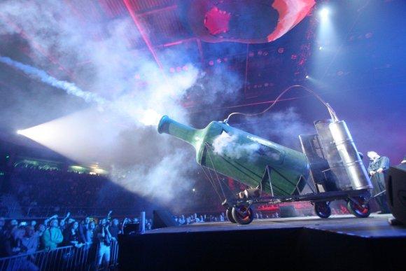 """Alvydo Januševičiaus nuotr./Grandiozinis """"Anties"""" koncertas Šiauliuose"""