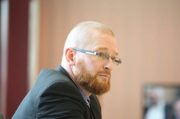 Alvydo Januševičiaus nuotr./Eduardas Bivainis. Šiaulių miesto tarybos nariai