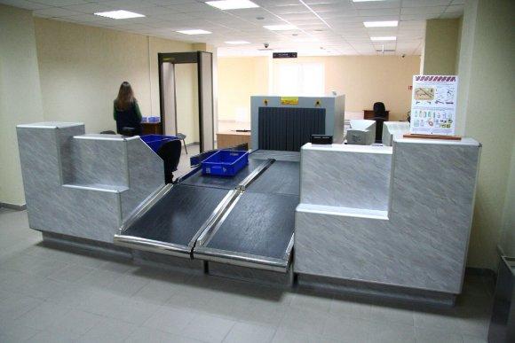 Alvydo Januševičiaus nuotr./Šiaulių oro uostas