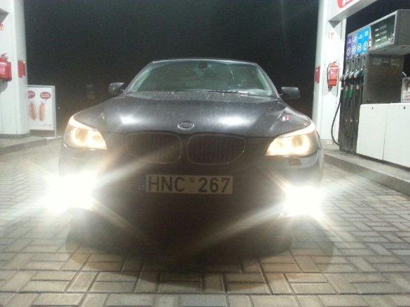 BMW savininko albumo nuotr./Šiauliuose pavogtas BMW