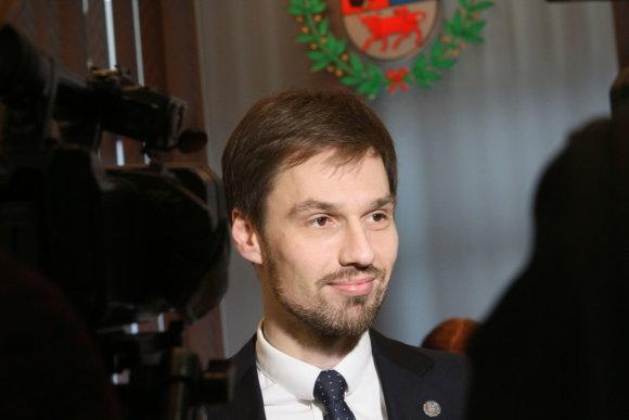Alvydo Januševičiaus nuotr./Domas Griškevičius