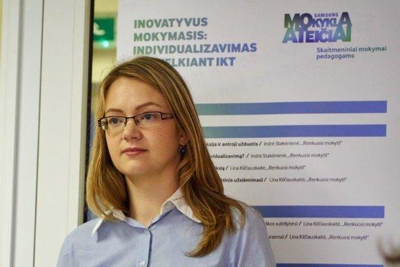 Asmeninio archyvo nuotr./Indrė Stakėnienė.