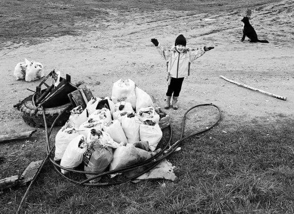 Asmeninio archyvo nuotr./Evos Saikovskos-Rumšas dukra Adelė.