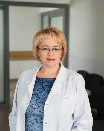 J.Kunigiškytės nuotr./Gydytoja Ilma Tavorienė