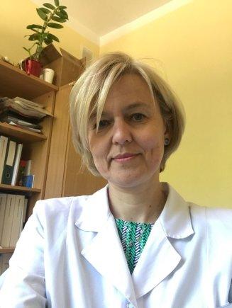 Asmeninio archyvo nuotr./Gydytoja dermatovenerologė Jolanta Česienė