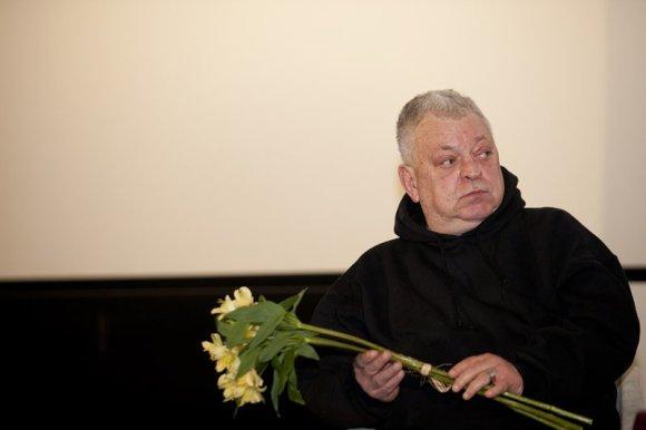 Gyčio Matiuko nuotr. /Aktorius Arūnas Storpirštis