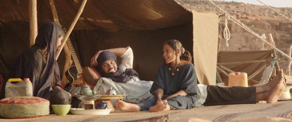 "Filmo ""Timbuktu"" kadras"