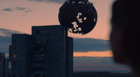 """Kristinos Buožytės filmo """"K – Knell"""" kadras"""