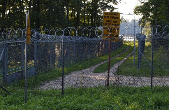 """""""Reuters""""/""""Scanpix"""" nuotr./Vieta Lenkijos šiaurės rytuose, kur galimai veikė slaptas CŽV kalėjimas."""