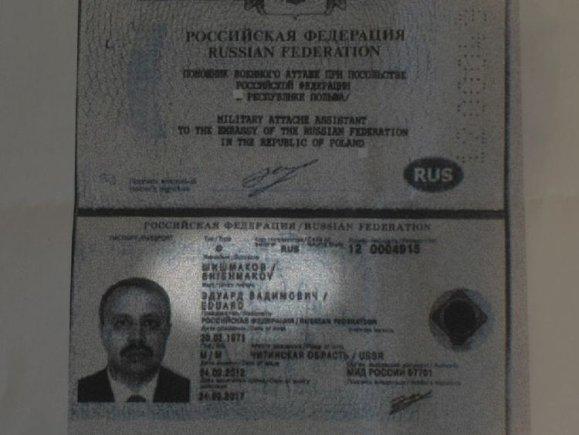 """""""Twitter"""" nuotr./Senasis E.Šišmakovo pasas"""