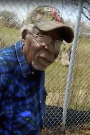 """""""Scanpix""""/AP nuotr./S.Stephensas nušovė 74 metų Robertą Godwiną"""