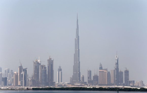 "AFP/""Scanpix"" nuotr./The Burj Khalifa"