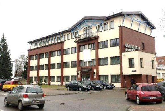 Gamybinė-administracinė bazė Klaipėdoje, Birutės gatvėje