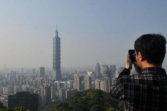 """AFP/""""Scanpix"""" nuotr./Taipei 101"""