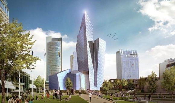 "Viešbutis ""Radisson Red"" įsikurs D.Libeskindo projektuojamame komplekse ""k18B"""