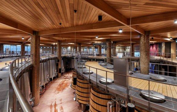 CM Mimarlic nuotr. /Vinero Winery and Hotel – didinga vyno darykla Čanakalėje