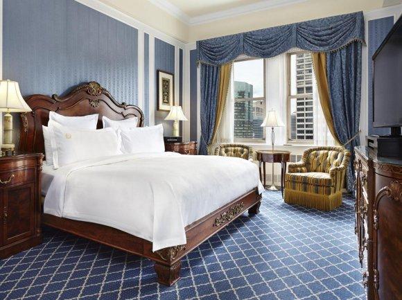 """The Waldorf Astoria/Facebook nuotr./Žymus viešbutis Niujorke """"Waldorf Astoria"""""""