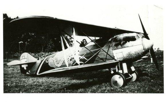 Lietuvos aviacijos muziejaus nuotr./Letov Š-20L (šmolikas)