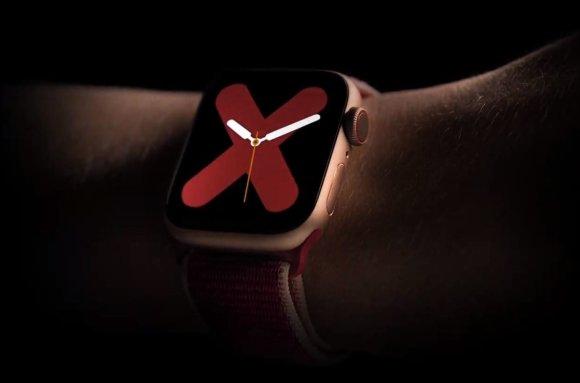 """Penktos kartos """"Apple Watch"""""""