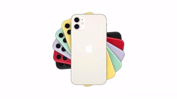 """iPhone 11"" pirmasis vaizdas"