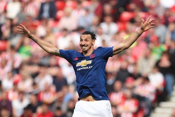 """""""Scanpix"""" nuotr./Daugiausiai uždirbantys pasaulio futbolininkai – Zlatanas Ibrahimovičius"""