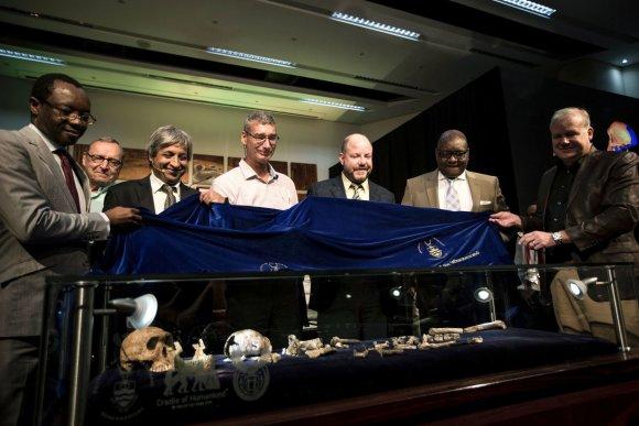 """AFP/""""Scanpix"""" nuotr./Maroke rastos fosilijos šiuolaikinių žmonių rūšį pasendino 100 tūkst. metų"""