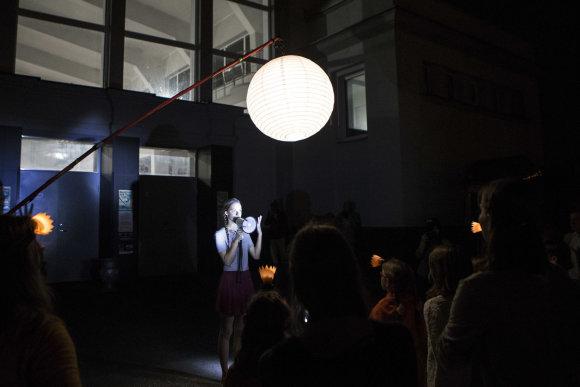 Projekto partnerio nuotr./Žaliakalnio turgaus teatro festivalis