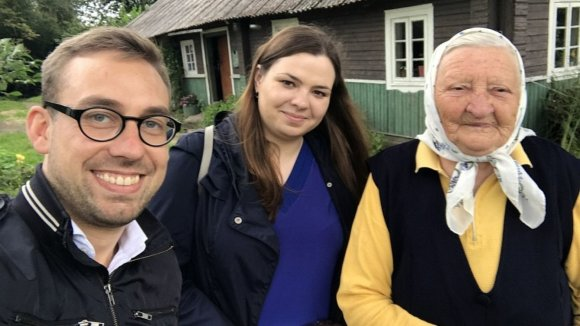 Lrt.lt nuotr./Rūta Kupetytė, Edvardas Kubilius ir Elena Targavičienė