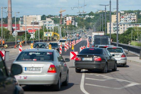 Kauno miesto savivaldybės nuotr./Varnių tiltas