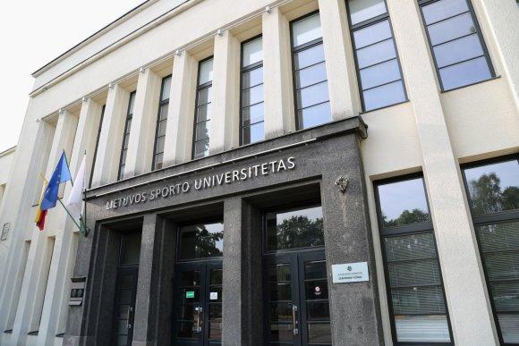 LSU nuotr./Lietuvos sporto universitetas