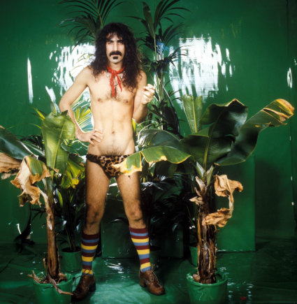 Frankas Zappa / Vida Press nuotr.