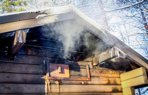 cafekuusijarvi.fi nuotr. / Kuusijärvi sauna