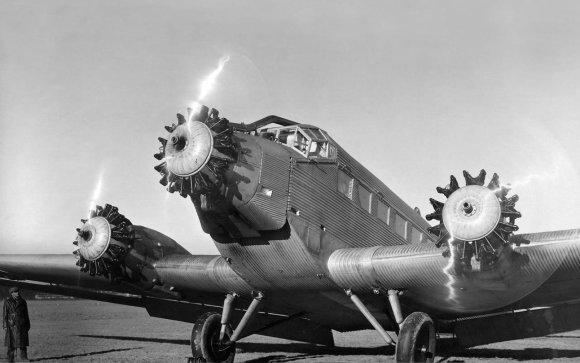 Lėktuvas su BMW varikliu / Archyvinė nuotr.