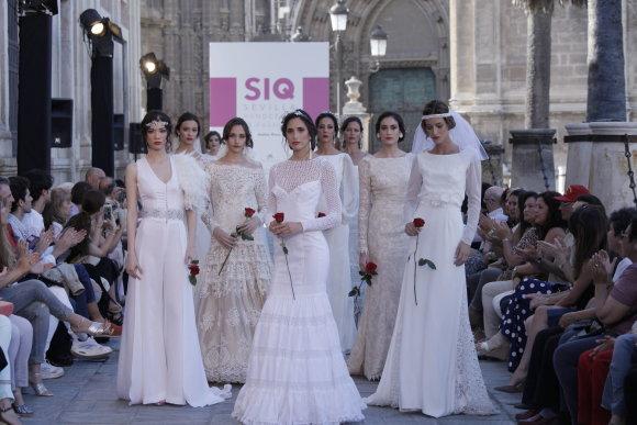 Adolfo Morales nuotr./Rimos Pocevičienės vestuvinių suknelių kolekcija