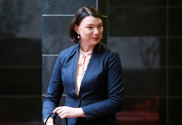 Aliaus Koroliovo/15min nuotr./Buvusi Vilniaus apygardos prokuratūros prokurorė Lilija Balaišienė