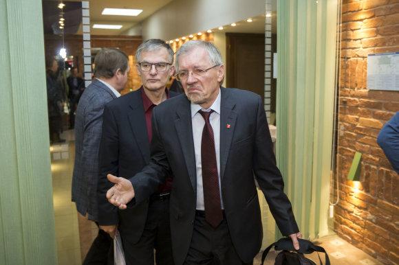 Žygimanto Gedvilos / 15min nuotr./Gediminas Kirkilas