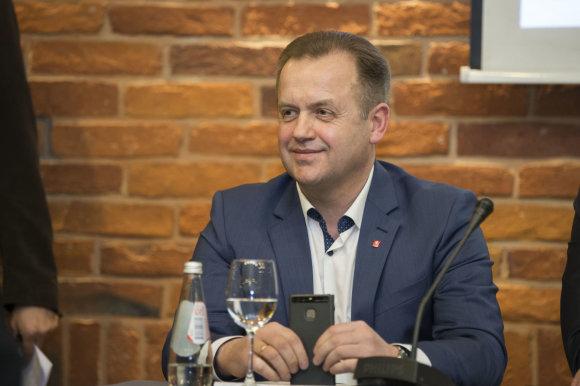 Žygimanto Gedvilos / 15min nuotr./Artūras Skardžius
