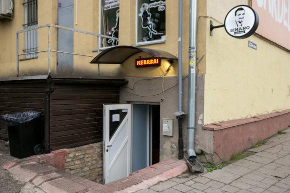 """Žygimanto Gedvilos / 15min nuotr./Kebabinė """"Sinano kebabai"""""""
