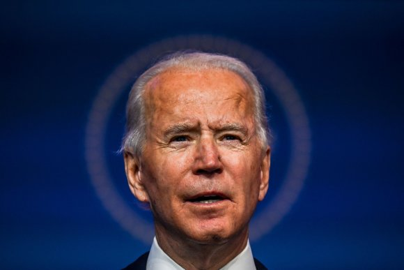 "AFP/""Scanpix"" nuotr./Joe Bidenas"