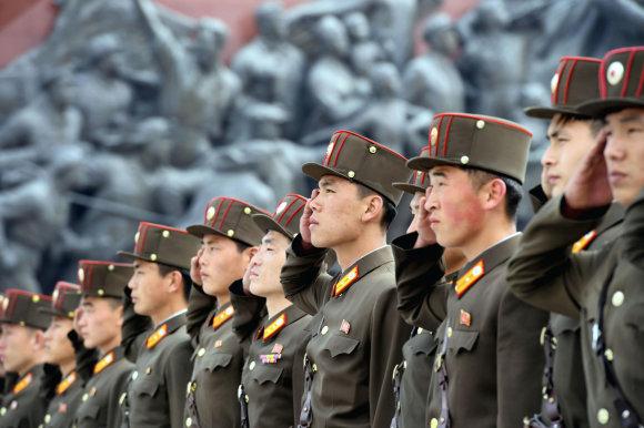 X01481/Šiaurės Korėjos kariai