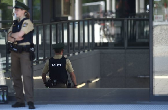 """AFP/""""Scanpix"""" nuotr./Incidentas Miunchene"""
