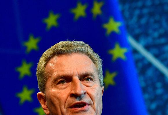 "AFP/""Scanpix"" nuotr./Guntheris Oettingeris"