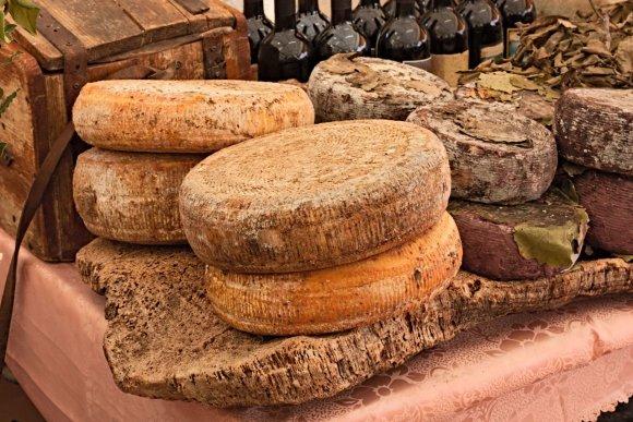 123RF.com nuotr./Sardinijos sūris