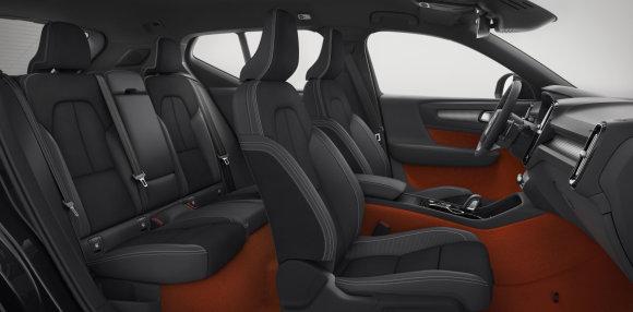 "Gamintojo nuotr./""Volvo XC40"""
