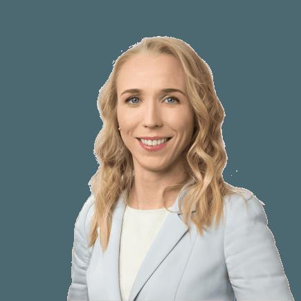 """""""Ellex Valiunas"""" nuotr. /Neringa Mickevičiūtė, advokatų kontoros """"Ellex Valiunas"""" asocijuota teisininkė, CAM-Audit sertifikuota pinigų plovimo prevencijos srities ekspertė"""
